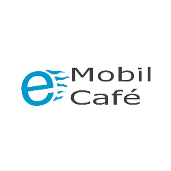 Logo e Mobil Café
