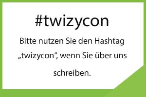 Hashtag TWIZYCON