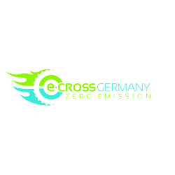 Logo e-CROSS GERMANY